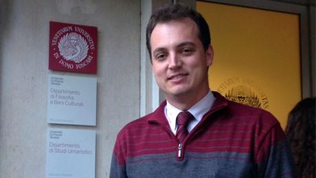 Professor de Filosofia da FAE é o único brasileiro a coordenar trabalhos em evento internacional.