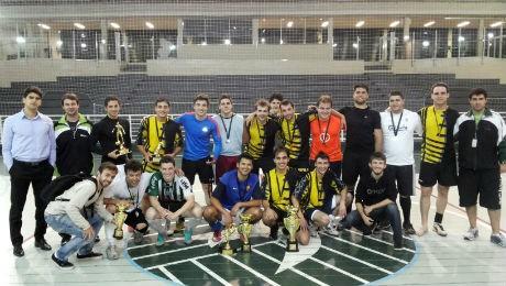 A equipe Sai Zica foi a grande vencedora.