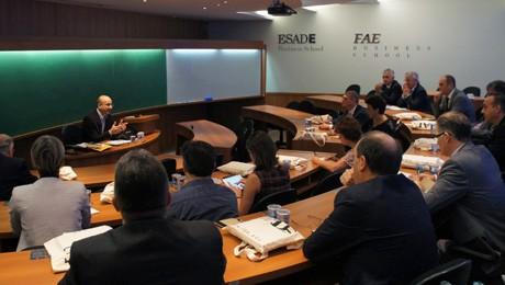 FAE convida empresas para discussão sobre a Educação Executiva no cenário paranaense.