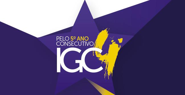 Centro Universitário conquista IGC 4 pelo quinto ano consecutivo, avaliação que o qualifica como o melhor de Curitiba e entre os melhores do Paraná