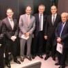 Profissionais dos escritórios de advocacia Marins Bertoldi e Professor René Dotti debateram sobre a nova lei de repatriação de recursos