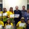 Rondonistas relatam experiências e recebem certificados.