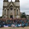 Pastoral Universitária da FAE participa da VII do evento