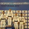 Natasha Ferreira vem se destacando em campeonatos de luta