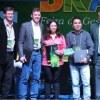 No encerramento da 12.ª Feira de Gestão da FAE alunos e professores recebem premiação por trabalhos relacionados à identidade cultural e social brasileira.