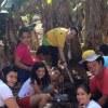 Rondonistas já estão em Juscimeira e promovem oficinas na comunidade.