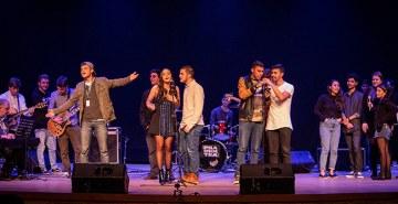 Festival de talentos fez parte da semana cultural da FAE