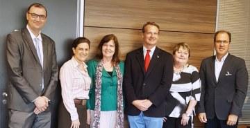 Representantes se reuniram na FAE Business School