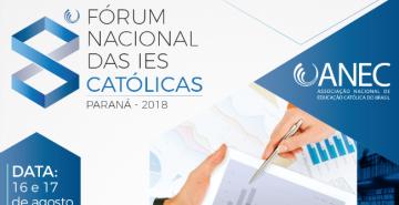 Fórum Nacional das Instituições de Ensino Superior ocorre em Curitiba
