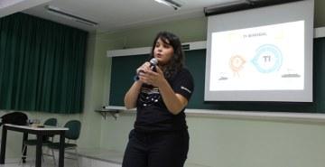 Campus de São José dos Pinhais realizou evento para celebrar o mês das mulheres