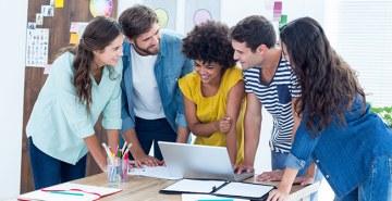 Mais do que novos negócios, empreendedores buscam relações de trabalho mais leves e flexíveis