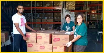 Grupo Educacional Bom Jesus doa mais de 2 mil caixas de chocolate