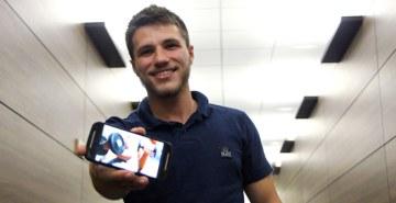 Projeto de app do empreendedor Lucas Precybelovicz foi aceito pelo Epifania, programa de startups do Sebrae/PR