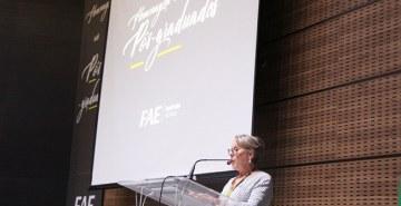 FAE Business School realiza cerimônia de encerramento da pós-graduação