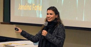 Conheça um pouco da história da Janaina Faria, ex-aluna do curso de Administração