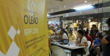 Projeto da FAE auxiliou a comunidade na declaração do Imposto de Renda durante o mês de abril