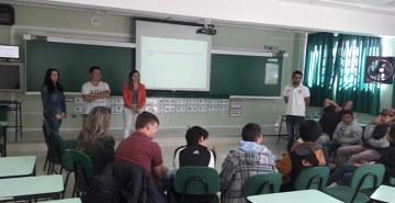 Projeto Caminhos fomenta o desenvolvimento de jovens em São José dos Pinhais