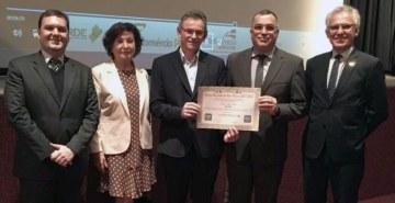Iniciativa do Jornal Indústria & Comércio homenageou personalidades e instituições do Paraná