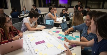 Alunos da pós são desafiados a criar soluções para startup