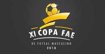Chame aqueles colegas craques e venha disputar a Copa FAE!