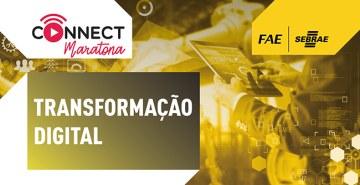 A FAE, em parceria com o Sebrae, vai dar início a uma jornada online sobre transformação digital.
