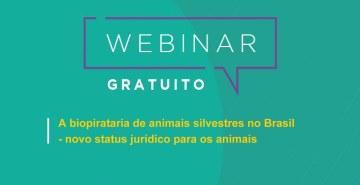 A biopirataria de animais silvestres vem ocorrendo de forma reiterada, o que causa diversos danos aos animais, podendo até mesmo levar à extinção de determinadas espécies