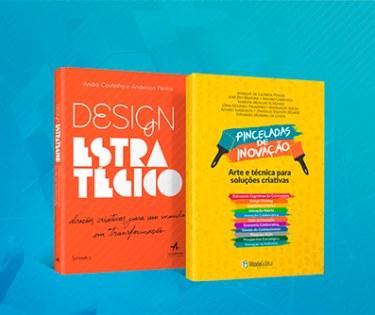Os autores dos livros realizarão um papo sobre suas obras, criatividade e estratégias.