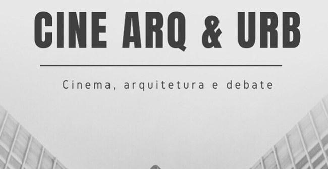 Debate on-line sobre arquitetura, urbanismo e fotografia a partir da análise de filmes e documentários