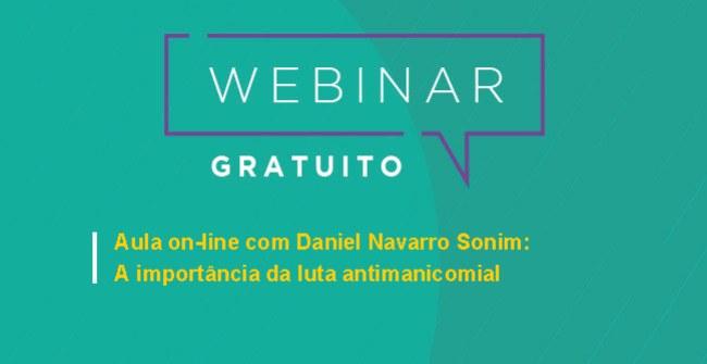 Daniel Navarro relata histórias reais vivenciadas por Walter Farias no Complexo Psiquiátrico do Juquery.